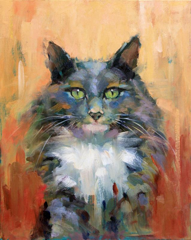 Royal Cat © Vincent Liu