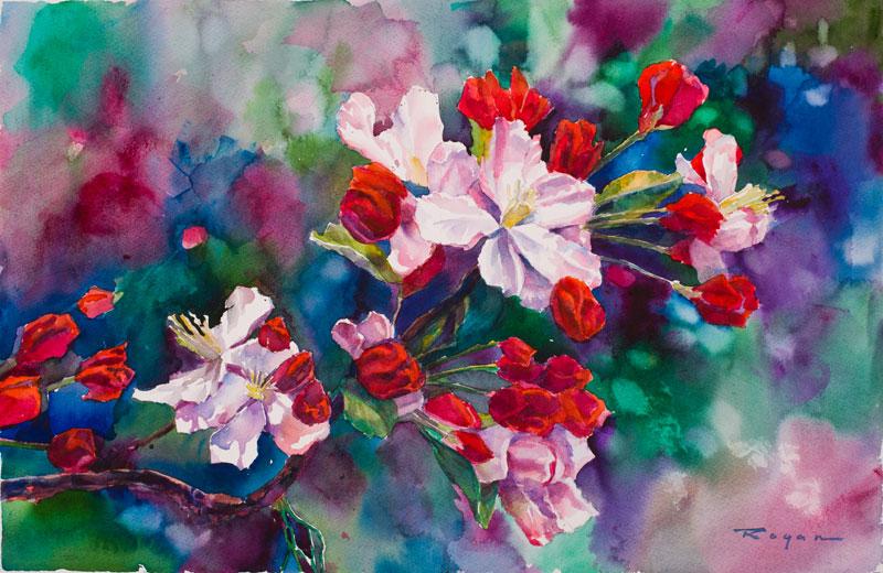 Rogan-FirstBlossoms