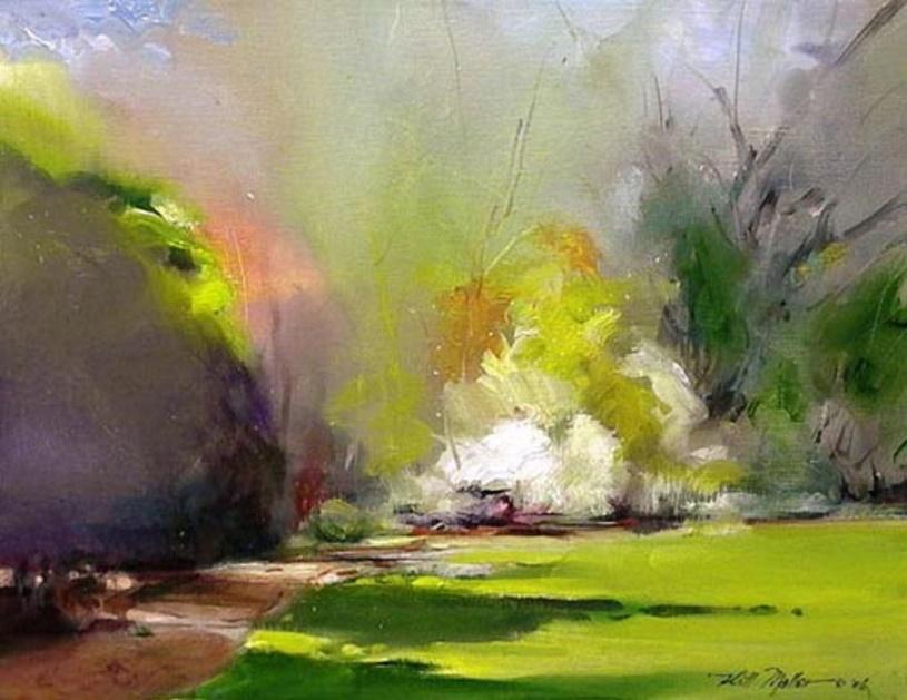 Maller, Will, landscape