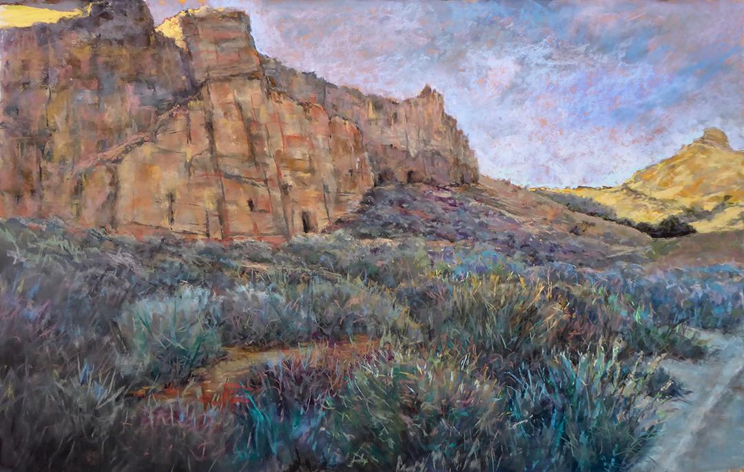 Sana Ana Pueblo by Sam Pearson