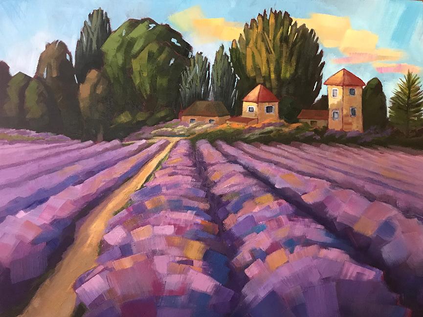 Muldoon_Lavender Heaven