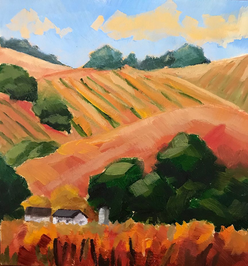 Muldoon_Sonoma Vineyard